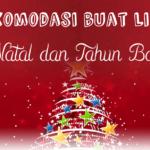 Liburan Natal dan Tahun Baru? Nginap Ke Sini Aja