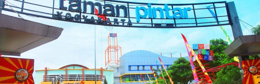 Taman Pintar - Sumber: afiaanwas.blogspot.com