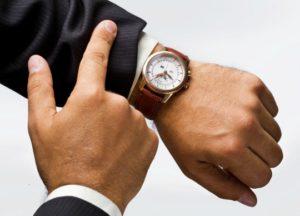 Wrist-Watch-On-Arm-image