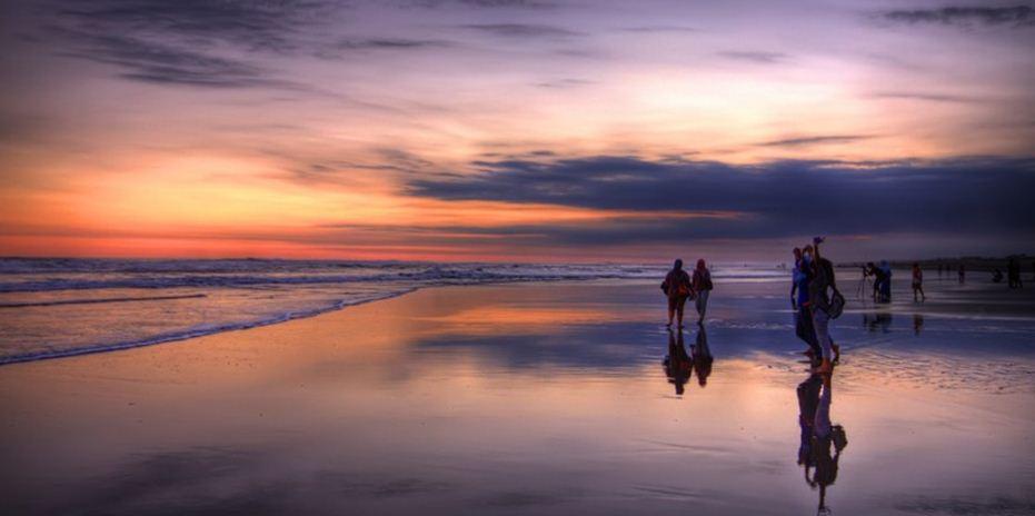 pantai-parangtritis-sunset-yogyakarta