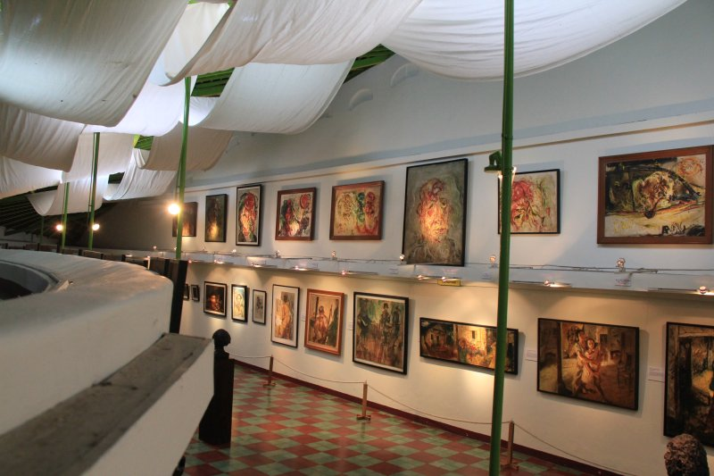 Museum Affandi - Sumber: affandi.org