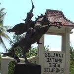 Wisata Religi Gua Selarong di Jogja