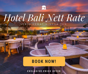 Bali Hotel Ad