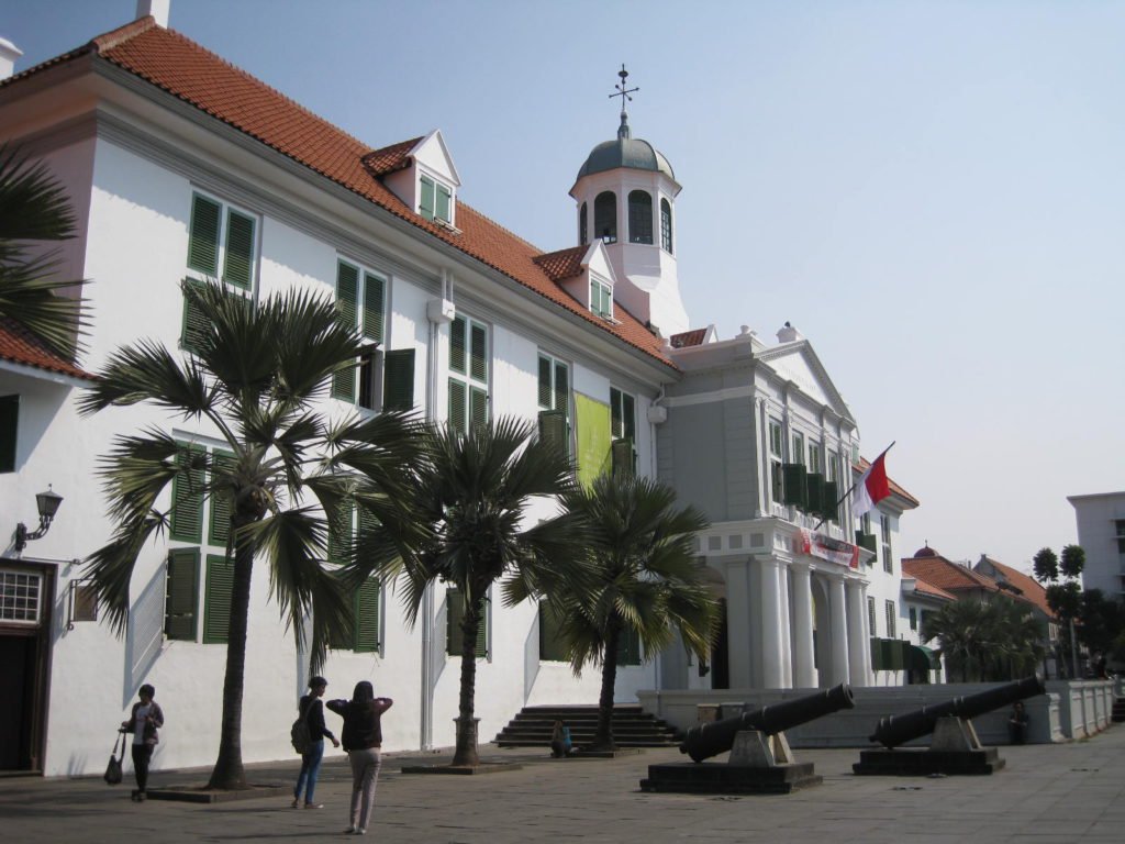 Gedung Museum Jakarta