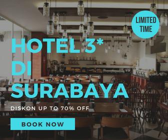 hotel bintang di Surabaya