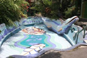 affandi-museum kolam renang
