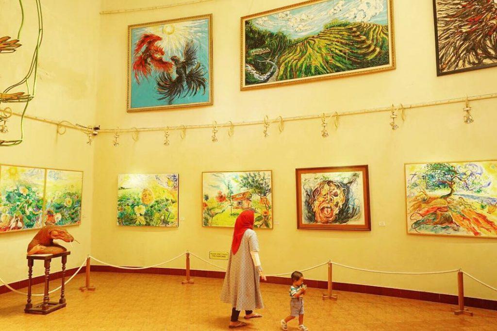 museum affandi gallery