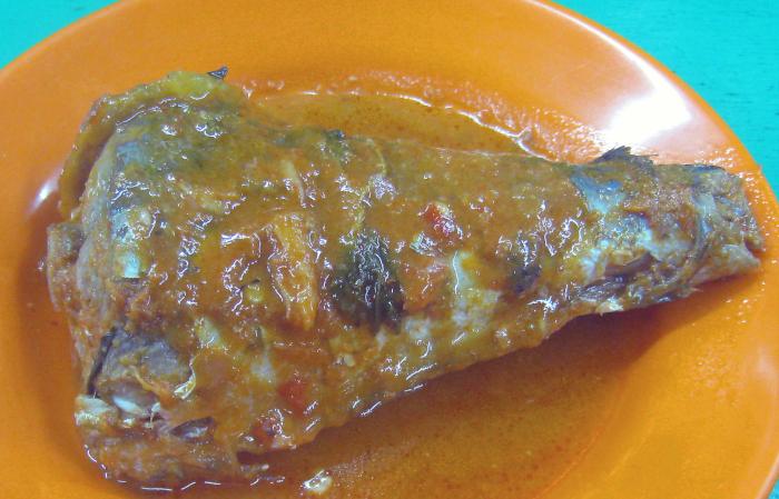 Ikan Asam Baung