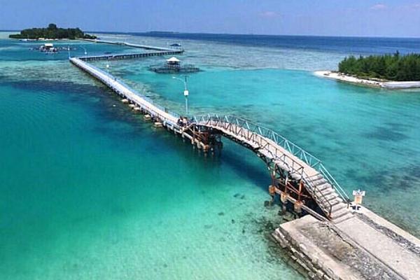 jembatan cinta tidung