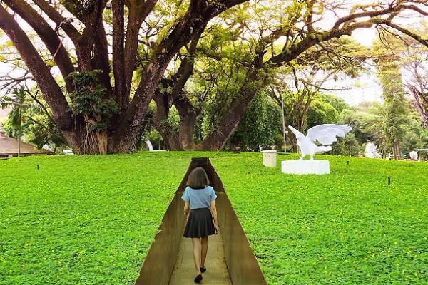 Taman Labirin Bandung