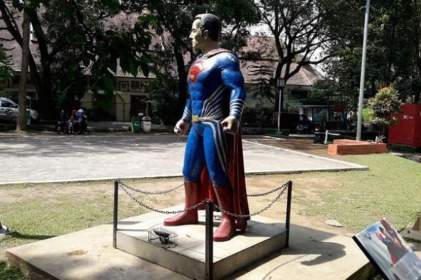 Taman Superhero di Bandung