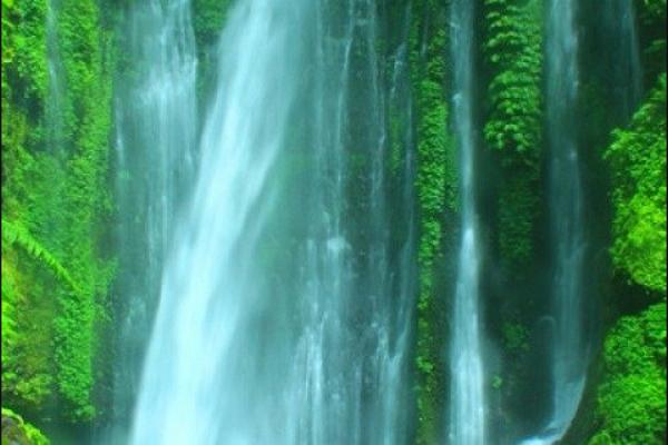 Air Terjun Batara Lejang