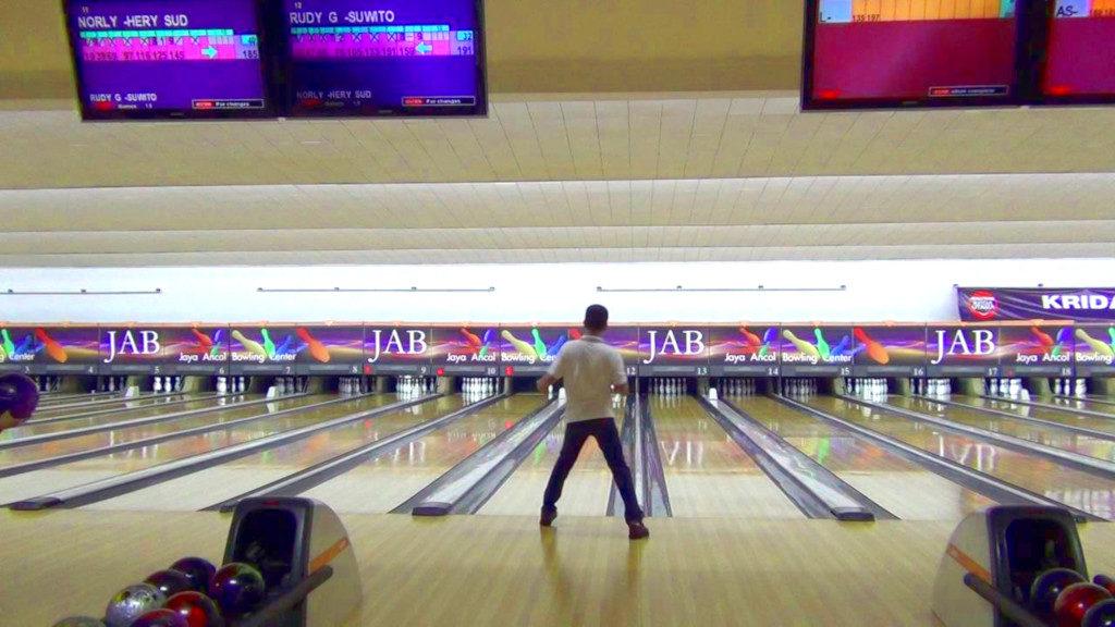 jaya ancol bowling lane