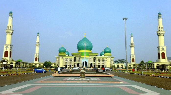 masjid-agung-annur-riau-pekan-baru