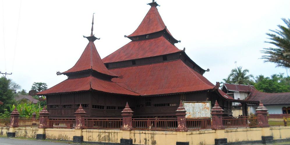 masjid jami air tiris
