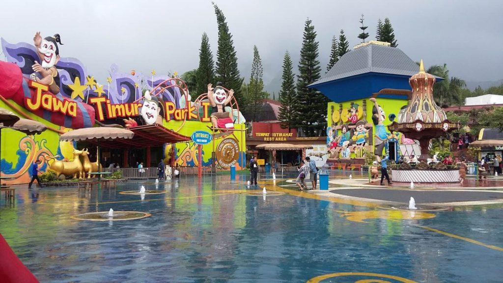 Surganya Wahana Permainan Di Jatim Park Malang 1001malam
