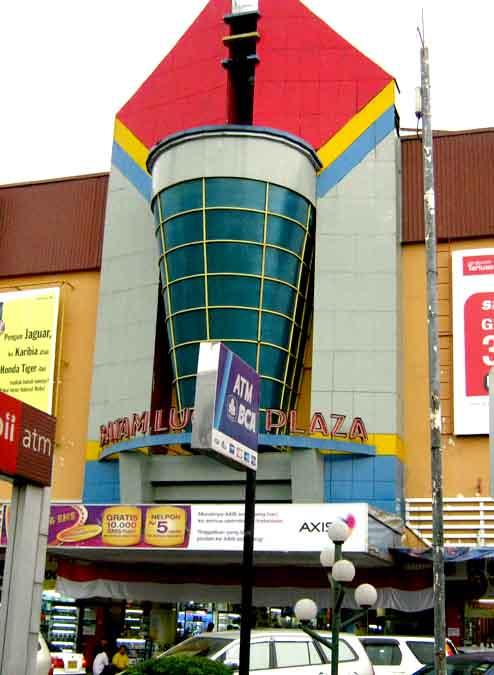 Lucky Plaza, Batam