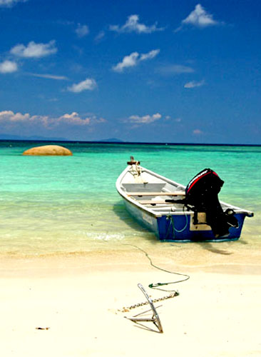 Pantai Indah Resort Hotel Pangandaran Area